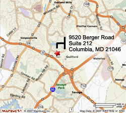 Click here to get detailed directions to Business Suites of Columbia